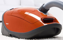 Miele S8380 Cat Canister Vacuum