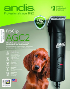 Andis Company Agc 2-Speed Animal Clipper