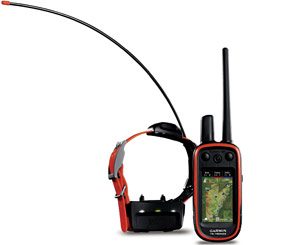 Garmin Alpha GPS Track and Train System