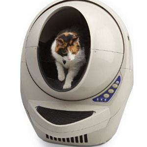 Litter-Robot III Open-Air Litter Box