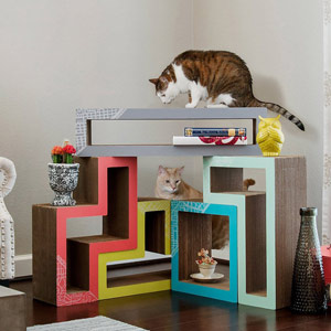 KATRIS Cat Scratcher System